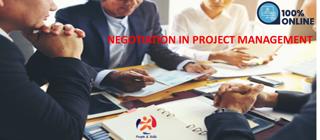 NEGOTIATION IN PROJECT MANAGEMENT